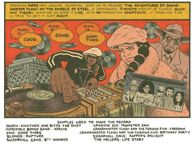Hip hop – Punk Scrawled Artist